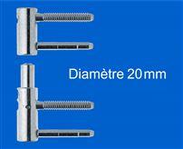 Diamètre 20 mm